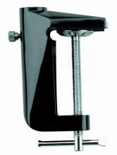 Lite Source Inc. LC-23BLK - Metal D-clamp For Lsc-163/lsf-150 Blk