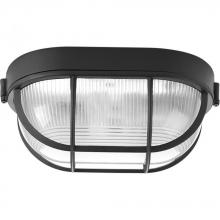 Progress P3706-31 - 1-Lt. Black Flush Mount