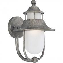 Progress P5677-50 - One Light Gold Wall Lantern