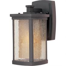 Maxim 55652CDWSBZ - Bungalow LED-Outdoor Wall Mount