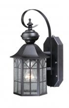 "Vaxcel International SR53128OR - Tudor Dualux� 7"" Outdoor Wall Light"