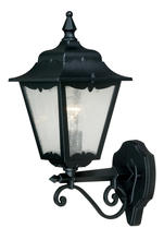 "Vaxcel International T0168 - Whitney 6-3/4"" Outdoor Wall Light"
