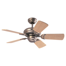 Monte Carlo 5DS34BP - Pewter Ceiling Fan