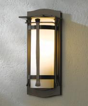 Hubbardton Forge 307105-SKT-03-GG0247 - Sonora Small Outdoor Sconce