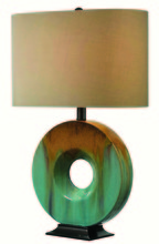 Kenroy Home 32184CG - Sesame Table Lamp