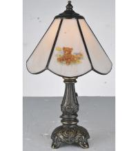 "Meyda Tiffany 107809 - 11.5""H Teddy Bear Mini Lamp"